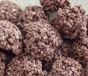Croccantini di cioccolato, mandorle e noci