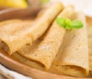 La ricetta base delle crespelle salate