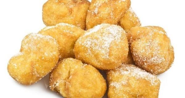 Tortelli dolci di Carnevale o Castagnole
