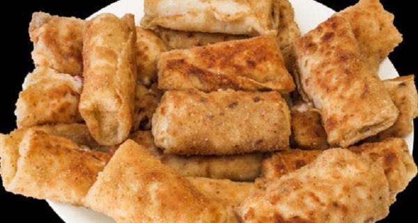 Involtini di prosciutto cotto e formaggio (Castellana di prosciutto cotto)